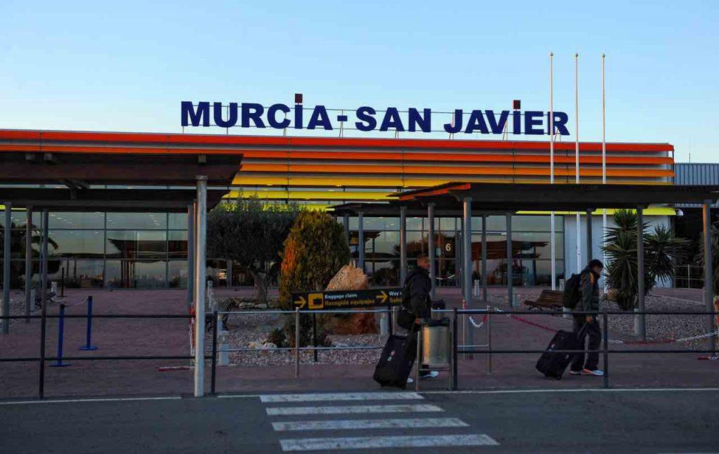 Murcia Airport, San Javier
