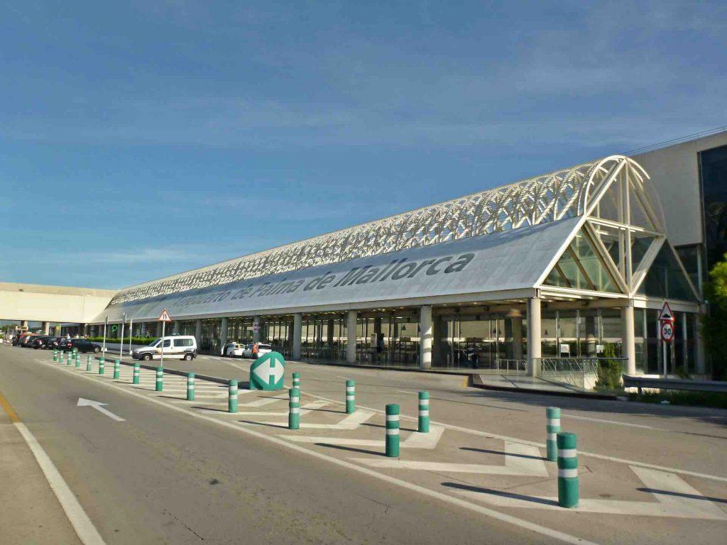 Palma Airport Majorca