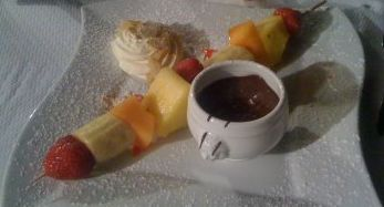 Fruit Brochettes