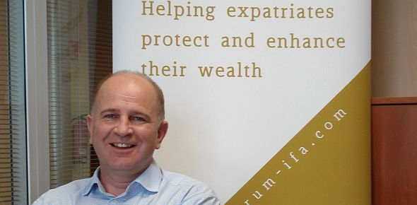 Picture of our financial advisor for Spain, Robin