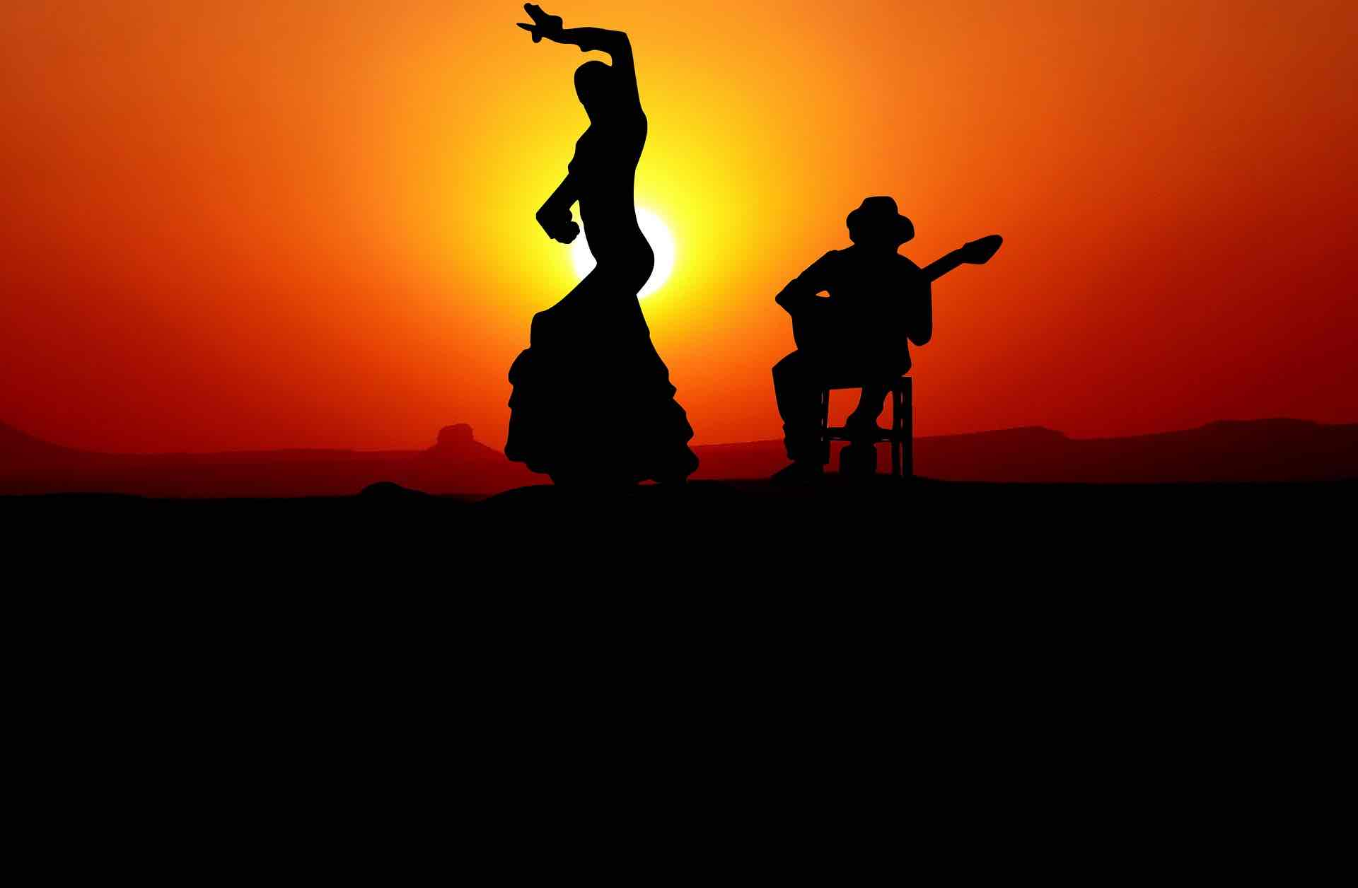 pictures flamenco dancers
