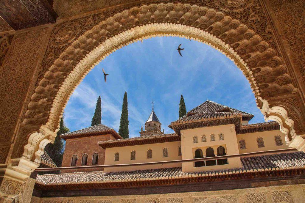 Granada Spain - Al Hambra