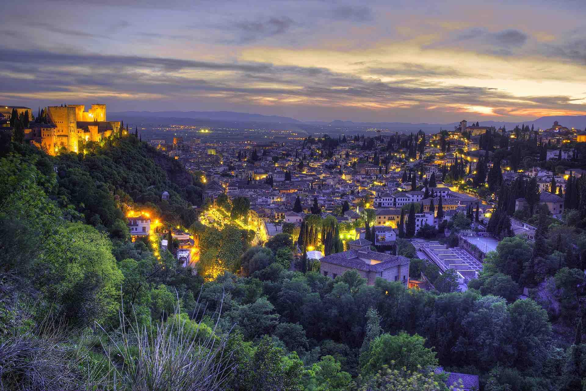 Granada Spain Transfer