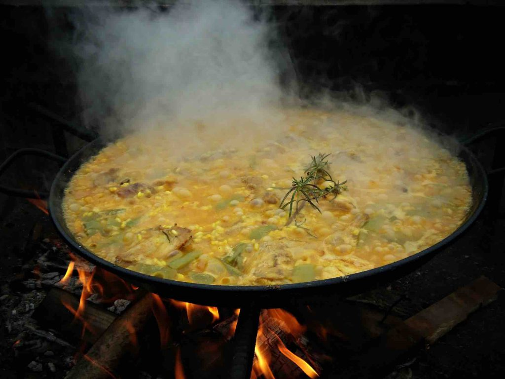 Spanish Food: Paella