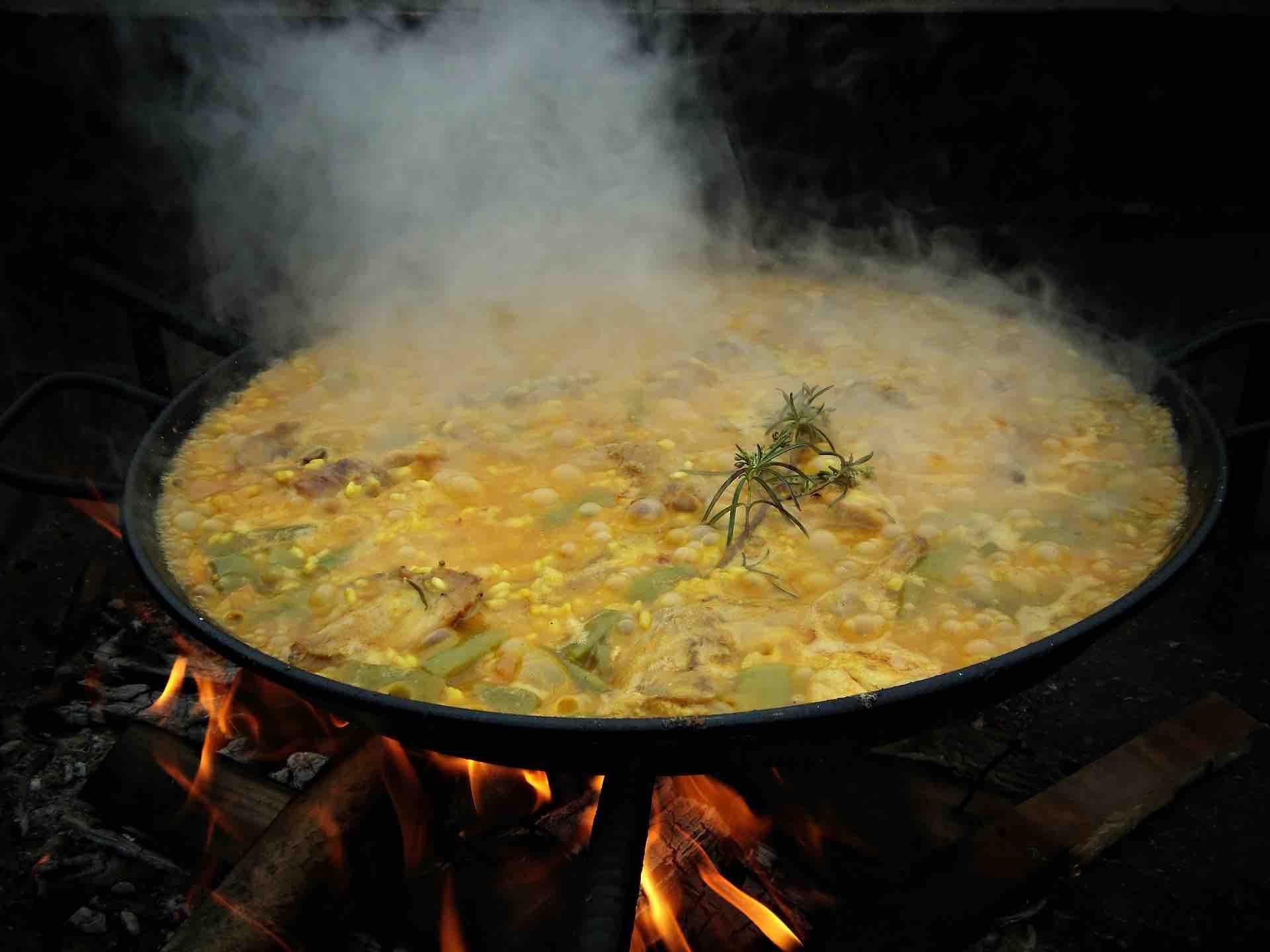 Spanish Food: Paella