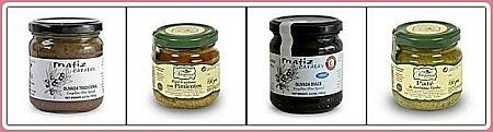 black empeltre olive spread